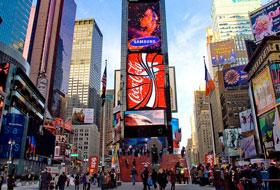 あっとニューヨーク一日観光